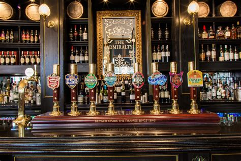 View the Gallery of The Admiralty Pub and Restaurant Trafalgar